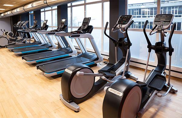 Precor instala su maquinaria de cardio en el nuevo Polideportivo de Altza