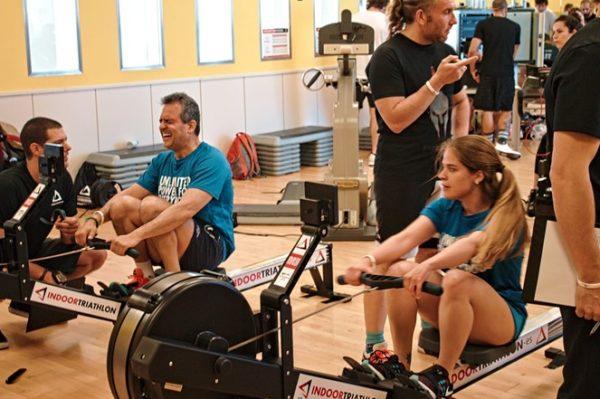 Qué es y qué beneficios tiene el Indoor Triathlon