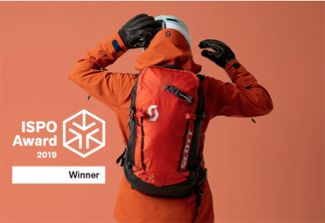 Scott, premiada con dos Ispo Awards