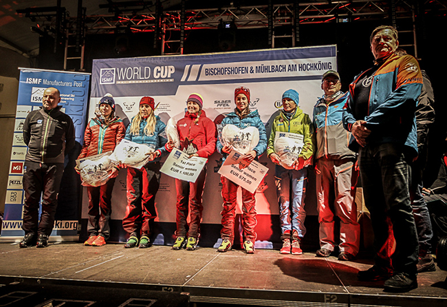 Buff renueva su apoyo a las selecciones de esquí de montaña española y francesa