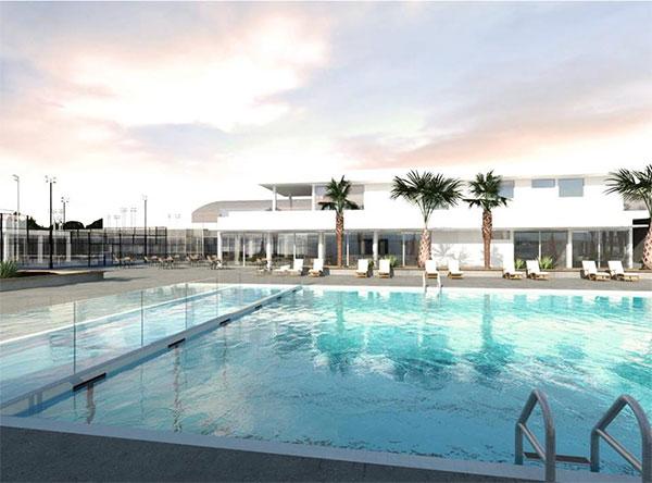 Lanzarote estrena un centro deportivo de más de 9.000 m2