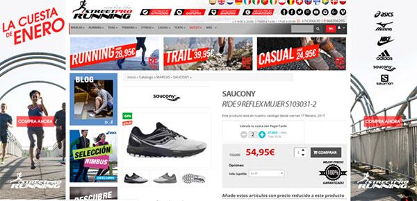 f67ce6e95 Las tiendas con las zapatillas de running más baratas - CMD Sport