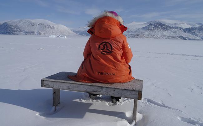 Ternua vestirá a la expedición de Chus Lago a Siberia