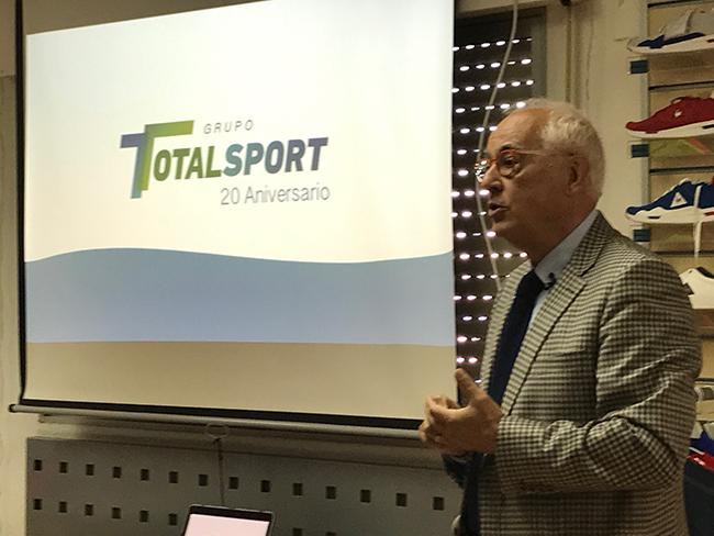 El holding Totalsport sufrió una regresión del 2,3% en 2018