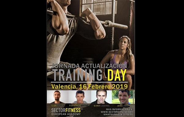 Nueva edición del Training Day Valencia