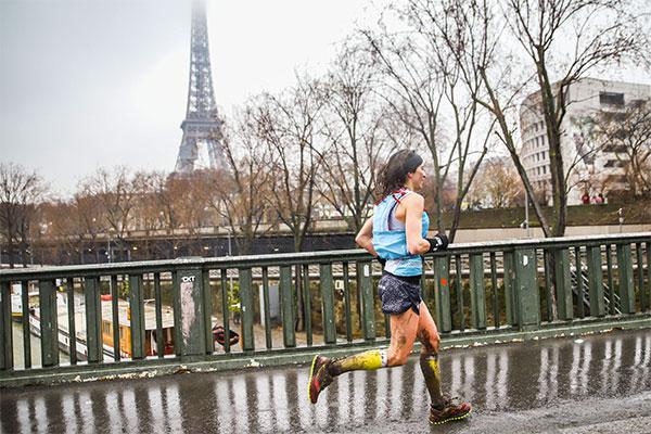 Vibram apuesta por el trail urbano con el patrocinio de EcoTrail Paris