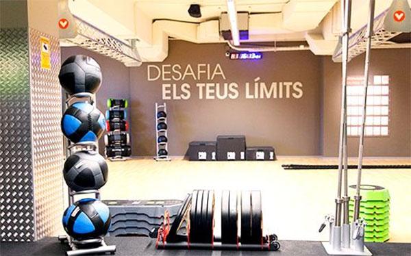 Vivagym estrena HIIT Zone en su gimnasio de la calle Manso de Barcelona