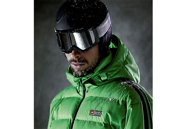 +8000 presenta el anorack Gust para esquiadores y montañeros