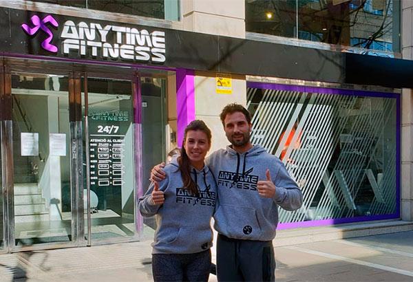 Anytime Fitness abre su primer gimnasio en Lleida