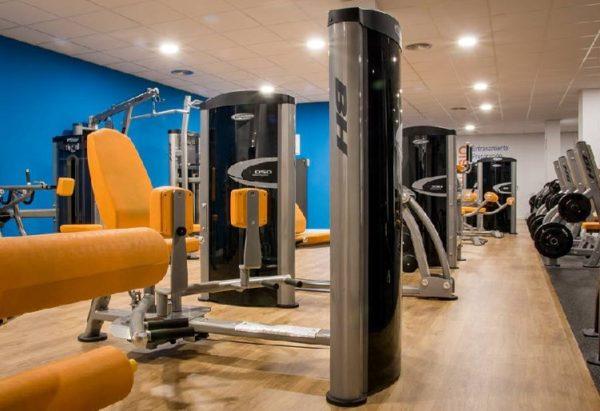 BH Fitness equipa el gimnasio L´Orange Bleue de Valencia