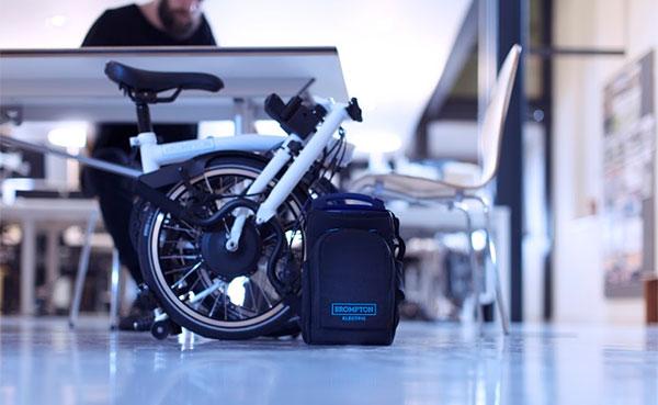 Brompton trae a España su bicicleta eléctrica