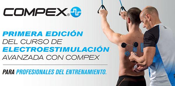 Compex lanza su primer curso de electroestimulación avanzada para entrenadores