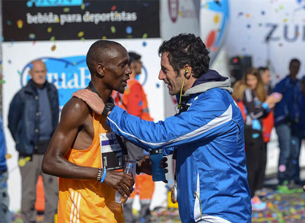 La media maratón de Barcelona, a por el récord mundial