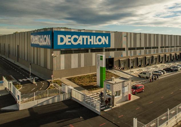 Decathlon abrirá un centro logístico de 96.000 metros cuadrados en Barcelona