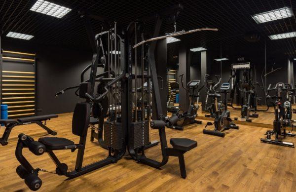 El Hotel Szczawnica Park Resort & Spa equipa su gimnasio con Salter
