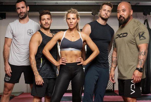 Elsa Pataky y Chris Hemsworth lanzan su propia app de fitness