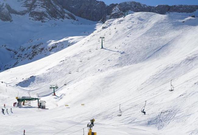 Las 11 razones para esquiar en España