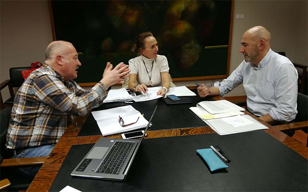 Los gestores deportivos españoles estrechan lazos con Iberoamérica