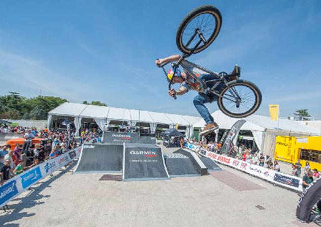 Festibike podría albergar los Campeonatos de España de BMX Freestyle