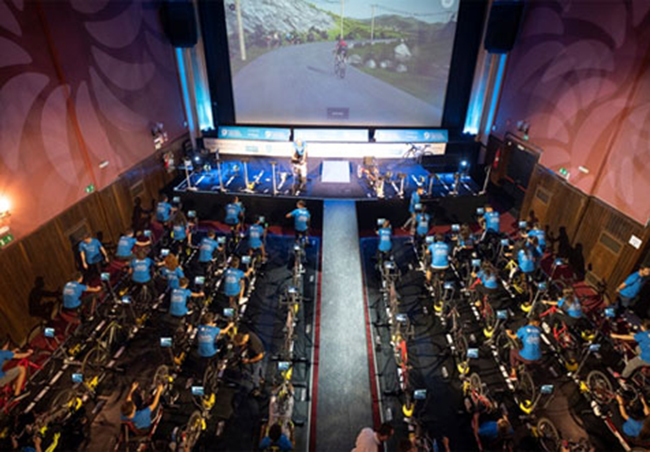Festibike acogerá una gran competición de ciclismo virtual