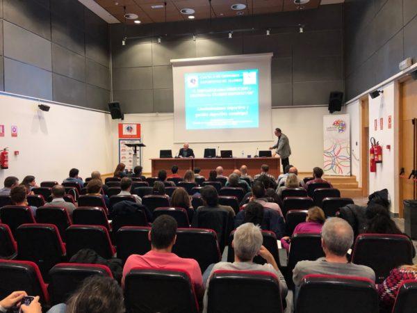 Finalizan con éxito las II Jornadas sobre Dirección y Gestión de Clubes Deportivos