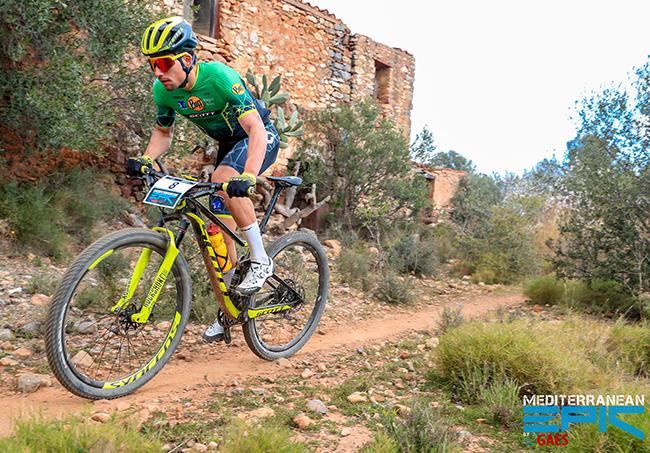El Buff Scott MTB Team sube al podio de la Mediterranean Epic