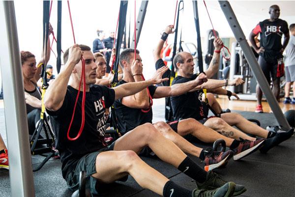 HBX se encamina hacia los 80 centros oficiales en España