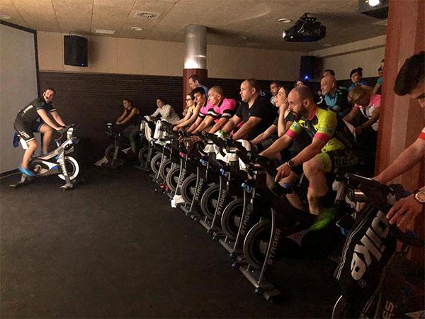 La II Indoor Cycling Experience reúne a 45 gestores de gimnasios