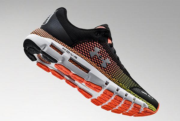 Under Armour desvela su mejor propuesta de calzado para running