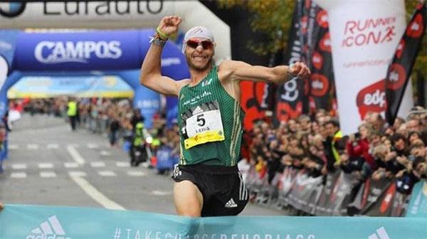 """Jaume Leiva: """"Estoy en el mejor momento deportivo de mi vida"""""""