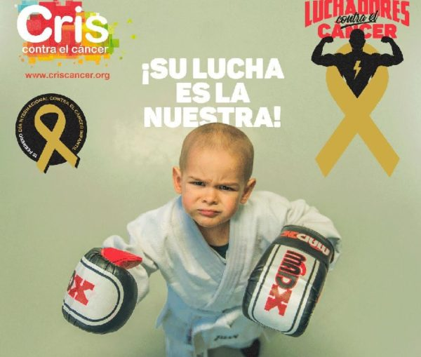 Luchadores contra el cáncer, Masterclass solidaria