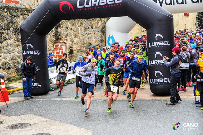 Lurbel renueva como patrocinador de Madrid Tactika Trail