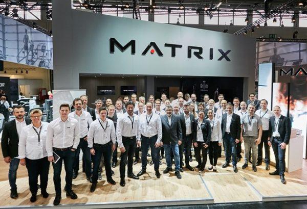 Matrix Fitness Intl. ingresa 466 millones de euros en 2018