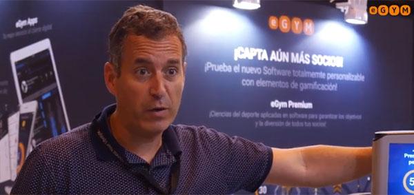Mikel Izquierdo, protagonista de las próximas formaciones para entrenadores de eGym