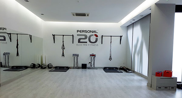 Personal20 evoluciona su modelo de gimnasio