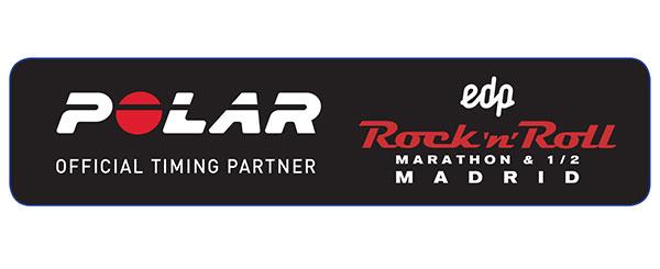Polar eleva su apuesta por el EDP Rock 'n' Roll Madrid Maratón y 1/2