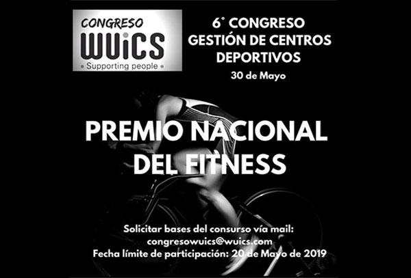 Convocada la primera edición del Premio Nacional del Fitness