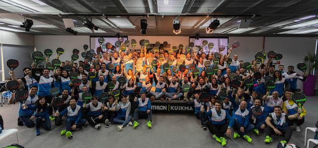 Decathlon lanza Kuikma, su nueva marca especializada en pádel