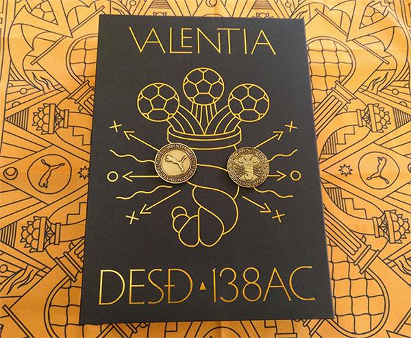 Puma oficializa su acuerdo con el Valencia CF
