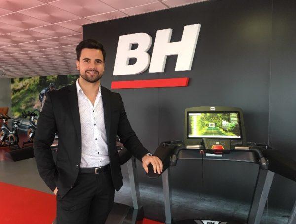 Silas Silveira, nuevo responsable de grandes cuentas para BH Fitness