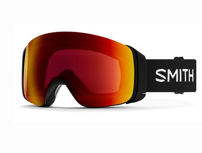 Smith, premiada con un Ispo Award por su máscara 4D Mag