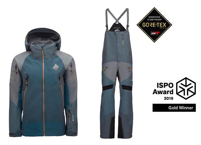 Spyder gana un Ispo Gold Award con su nueva colección de freeski