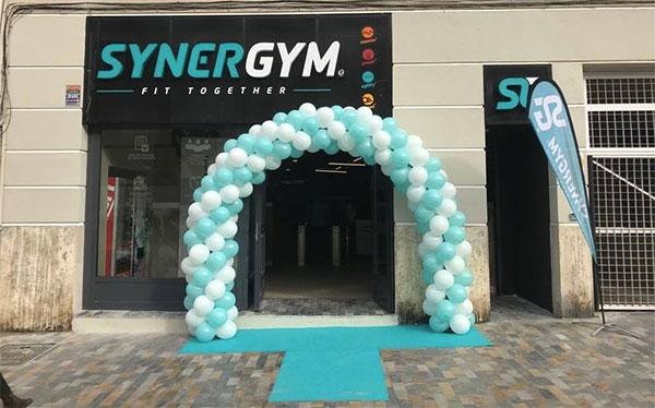 Synergym aterriza en Murcia con su gimnasio número 17