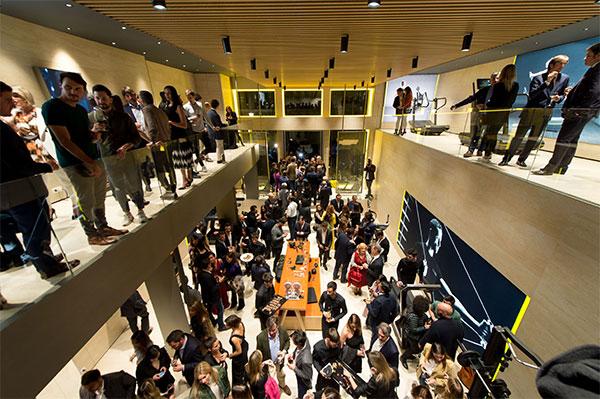 Technogym inaugura su tienda de Madrid acompañada de celebridades