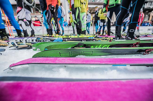 Dynafit, con el Trofeo Mezzalama y el Maratón de Esquí Sellaronda
