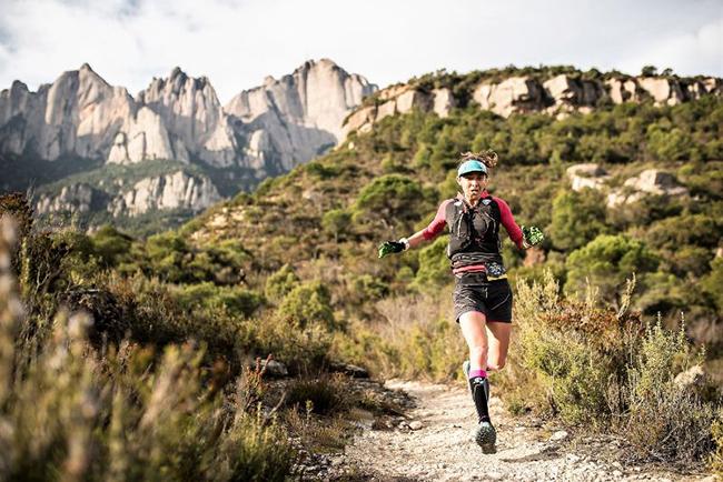 Anna Comet  participará en el Campeonato de España de Trail