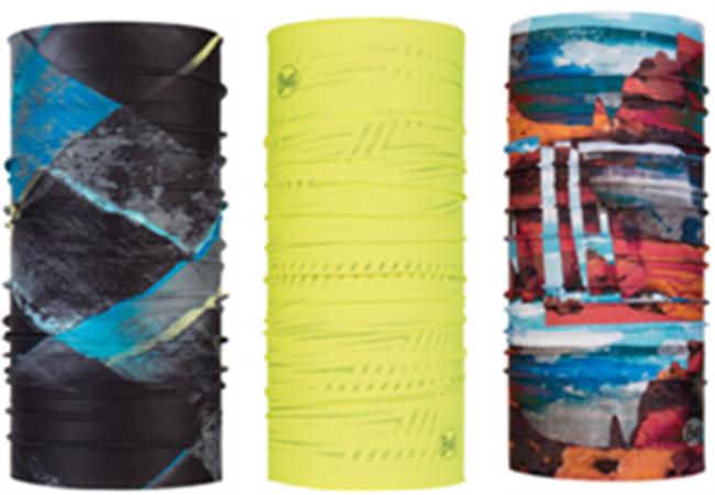 Buff desarrolla una nueva tecnología a partir de botellas de plástico recicladas