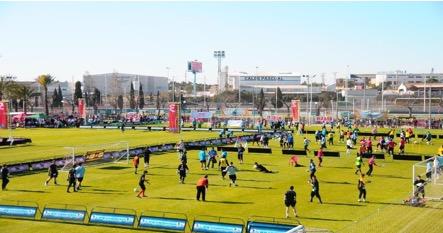 Futbol Emotion busca los mejores porteros de España en categorías sub23 y jóvenes