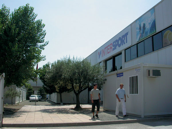 La central de Intersport España aumenta un 7% su facturación