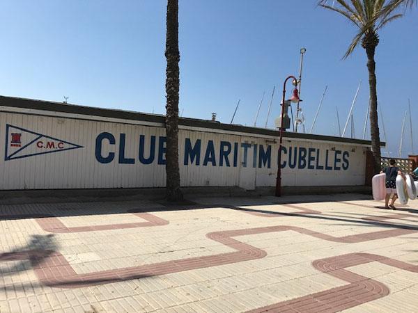 'Hermanamiento gastronómico' entre los clubes de Cubelles y Sitges